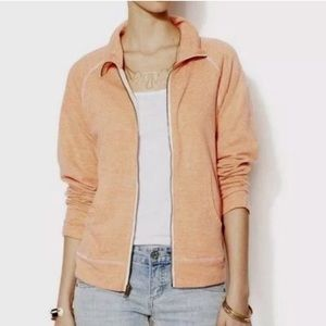 Free People We The Free MVP Zip Up Jacket Size M
